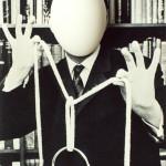 invisível a ovo nu - foto ovo branco 1